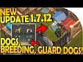 NEW UPDATE 1.7.12 - NEW DOGS + BREEDING, GUARD DOGS, MORE - Last Day On Earth Survival 1.7.12 Update