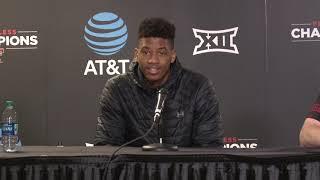 Texas Tech Men's Basketball: Big 12 Tournament Availability | 2019