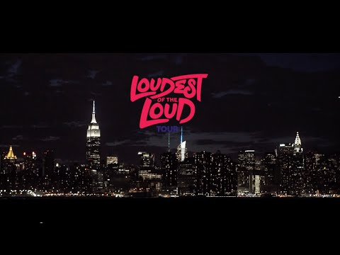Loudest of the Loud Tour - On the Road Pt. 1