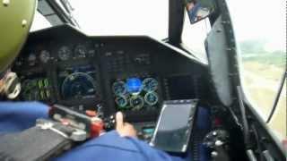 Соло - пилотаж Ка-52