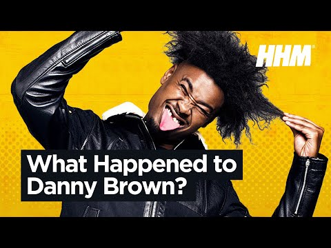 What Happened To Danny Brown?