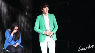 120922 SMTOWN LIVE WORLD TOUR Ⅲ in Jakarta - Just The Way U Are