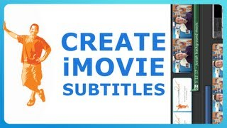 iMOVIE TITLES & iMOVIE SUBTITLES - How to Add Them (iMovie