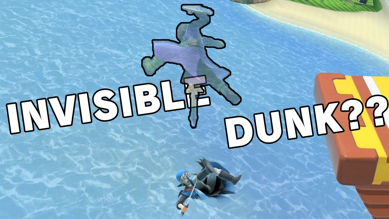 Career Ending Dunks in Smash Ultimate #5