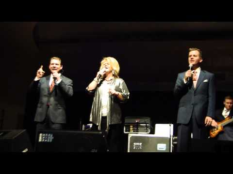 The Whisnants sing Is Anything Too Hard for God