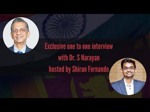 India- Sri Lanka Policy Outlook: Dr. S Narayan