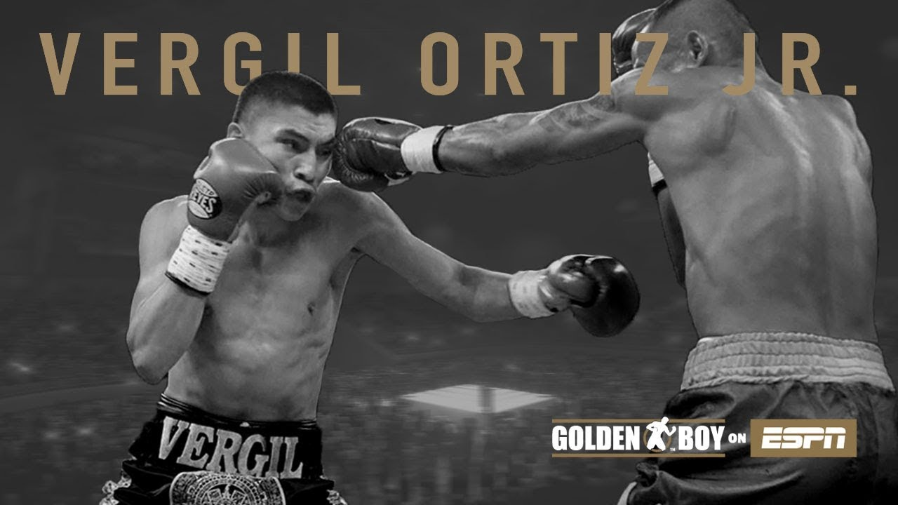 Golden Boy on ESPN: Vergil Ortiz vs Evandro Cavalheiro