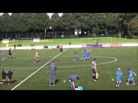 Feyenoord o9 - PSV o9 Finale Toernooi UNA Veldhoven
