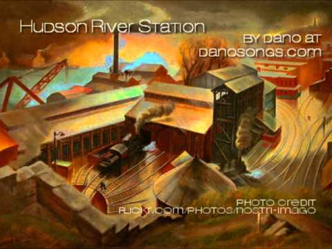 Hudson River Station | Soft and Smooth Jazz Instrumental | Royalty Free