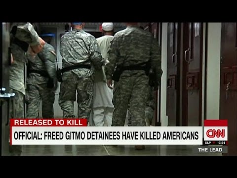 Official: Freed Guantanamo detainees killed Americans