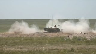 GLOBALink | Live-fire joint drills of SCO members held in Russia