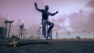 How to fly on land in Saints Row IV Thumbnail