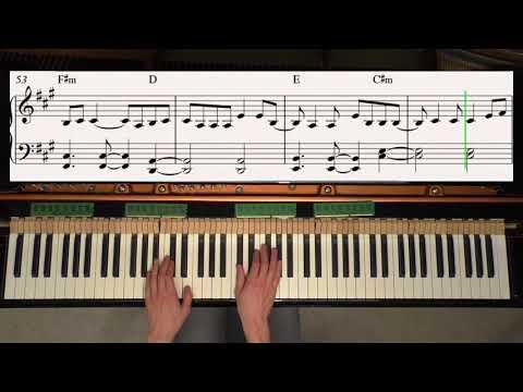 So Far Away - Martin Garrix, David Guetta - Piano Cover Video by YourPianoCover
