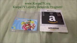 KoopaTV Loyalty Rewards Program Round 11