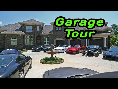Garage Tour. Check Out What Is Taking Up Space In My Garage.