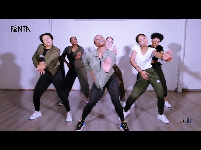 Fanta Tounkara - Dancehall class  Dumpling
