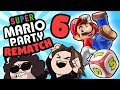 Super Mario Party - The REMATCH: That's The Bomb - PART 6 - Game Grumps VS