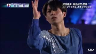 町田樹(Tatsuki Machida) 2013 GPF EX 「白夜行」 町田樹 検索動画 21