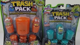 Halloween Trash Pack Trashies Gross Ghosts Mystery Spooky Series Round 3