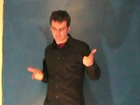 American Sign Language literature