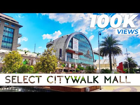 Select CITYWALK Mall | Saket, South Delhi | Best Shopping Mall, DLF PLACE Saket