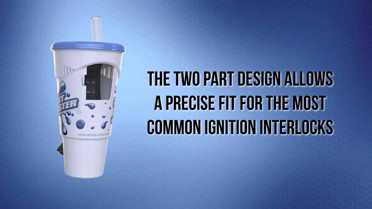Sell The Interlockcup That Disguises Ignition Interlock