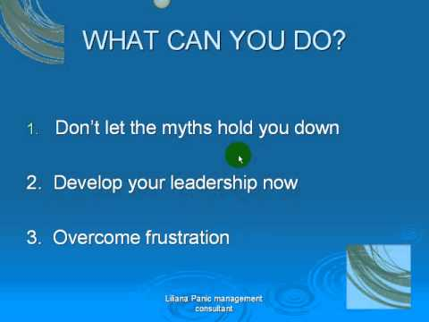 Leadership thoughts for middle or new ambitious managers