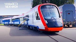 Лучшая электричка в России — большой обзор