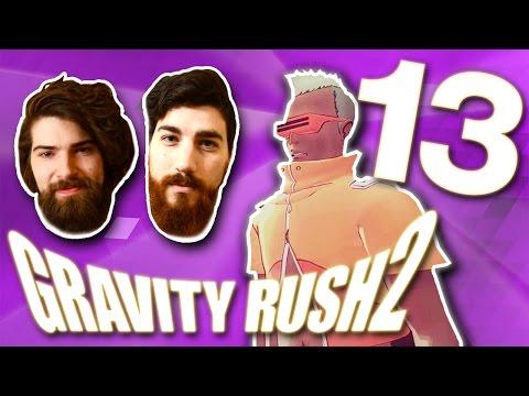 Gravity Rush 2: Money Talks | PART 13 | Crude Dudes