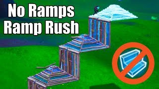 Win but NO RAMPS - Fortnite Challenge