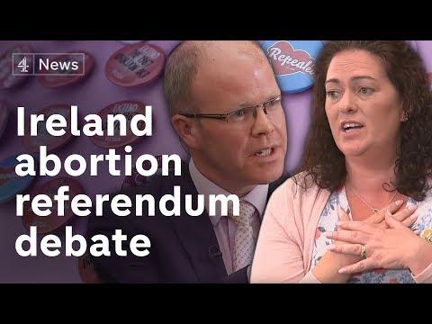 Abortion debate: the Irish referendum discussed and explained