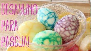 DESAYUNO PARA PASCUA! ♥ Thumbnail