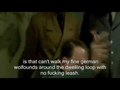 Hitler wants to ride his mountain bike