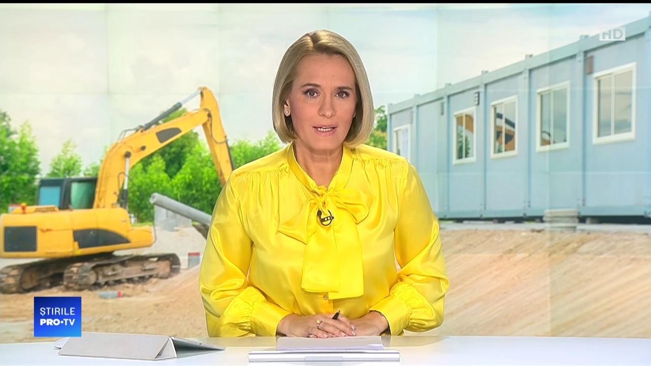 Reportaj Pro TV casa modulara AG Business