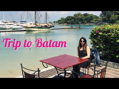 My Weekend Trip To Batam- Part 1 | Singapore Travel Vlogs | Shubzzz Vlogs