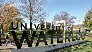 Du học Canada - Đại học Waterloo   Du học Vic