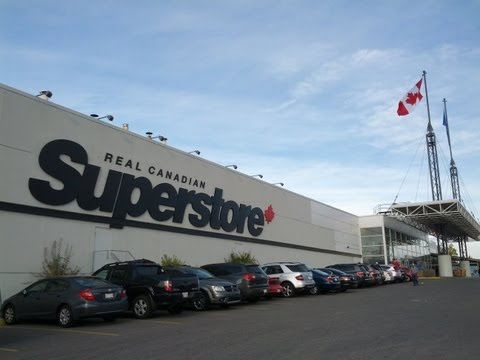 Insider Real Canadian Superstore Calgary Southport store six hours before 2013 strike