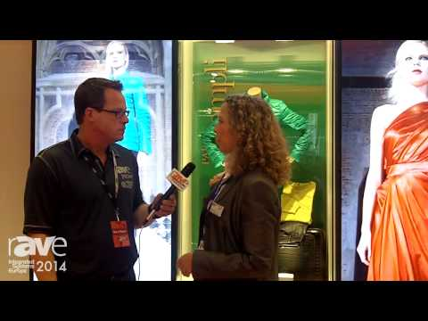 ISE 2014: Gary Kayye Interviews NEC Sr. VP Marketing and Business Development Stefanie Corinth