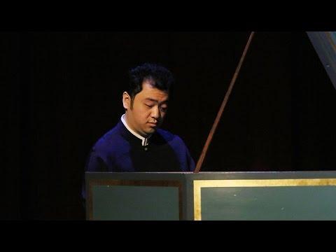 Dai Bo Presents His New Composition at Asia Society