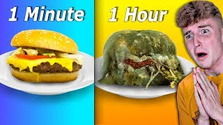 This FOOD Time Lapse Video Will SHOCK YOU..