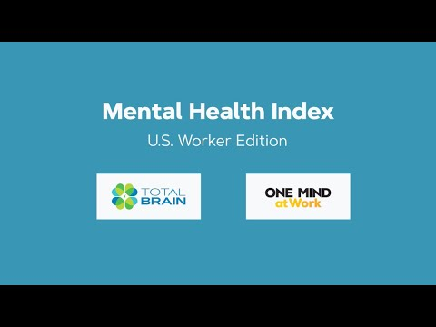 New Mental Health Index Cites Risk Of Addiction, Depressive Disorder And PTSD Doubled Since Beginning Of COVID-19 Crisis