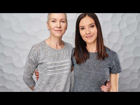 Евгения Баглык со своей мамой — специальный эфир ко Дню матери   Jenya Baglyk Face School