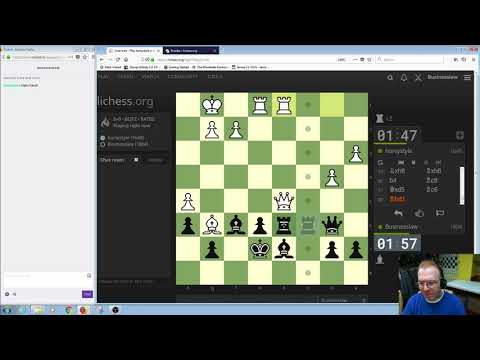 Chess Cruncher TV The Climb to 2500 in Tactics 2 4 2018