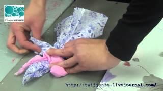 Кукла своими руками.  Мастер-класс в Торопце
