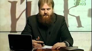179 - Буква в духе. Интонация чтения Евангелия. Часть 5(См. также православное видео на портале