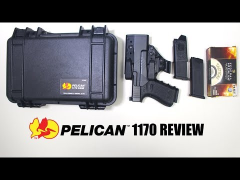 Pelican 1170 Gun Case Review