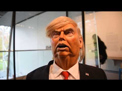 Donald Trump Spitting Image puppet to go on show in Norwich