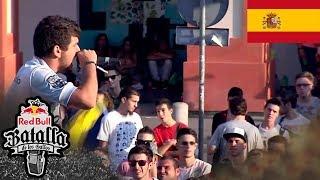 Negro Freshco vs Tiago AKA TESMC - Octavos - Córdoba - Red Bull Batalla de los Gallos 2015