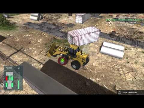 Construction Machines Simulator 2016 Szenario Part 1  