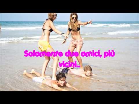 Laura Pausini●Le cose che vivi {Testo}●Canzone da dedicare●